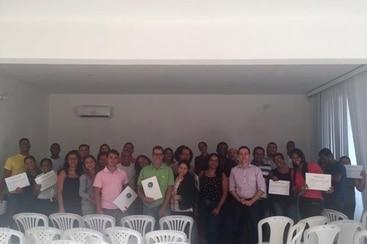 Curso de capacitação para os servidores da Prefeitura Municipal de Castro Alves em 03.02.17