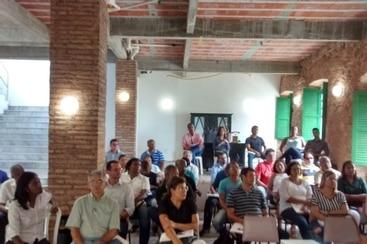 Curso de capacitação para os Servidores da Prefeitura Municipal de Itaparica em 26.01.17