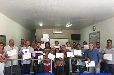 Curso de capacitação para os Servidores da Prefeitura Municipal de Lajedinho em 19.01.17