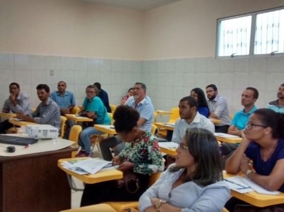 Curso de capacitação para os Servidores da Prefeitura Municipal de Amargosa em 25.01.17