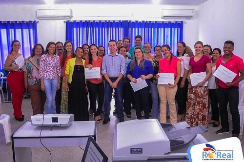 Curso de capacitação para os Servidores da Prefeitura Municipal de Rio Real em 09.02.17