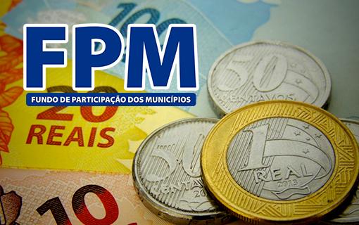 Prefeituras devem dividir R$ 469,7 milhões no segundo FPM de março