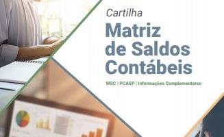 Tesouro Nacional cria cartilha com informações sobre a Matriz de Saldos Contábeis